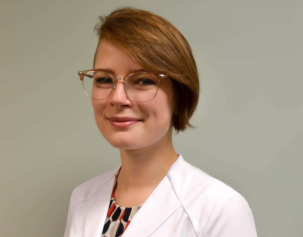 Dr. Denise Johnson Full Portrait