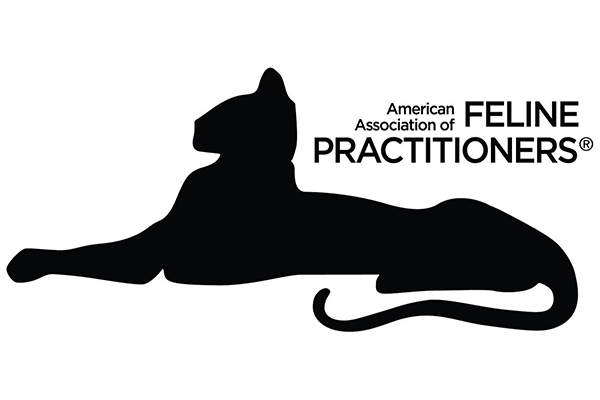 The logo of the American Association of Feline Practitioners