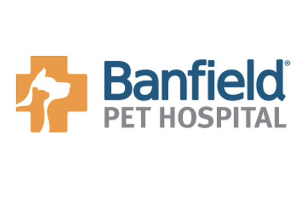 The logo of Banfield Pet Hospital