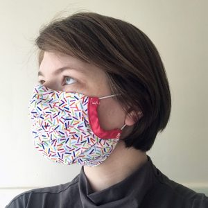 Custom Fabric Face Mask